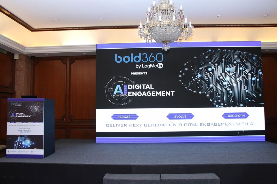 AI powered Digital Engagement