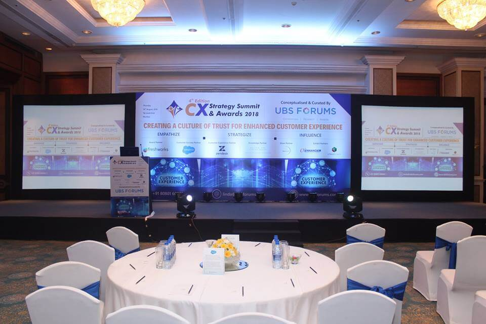 4th Customer Experience summit and awards