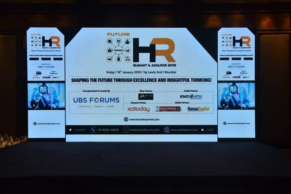 Future oF HR Summit And Awards 2019