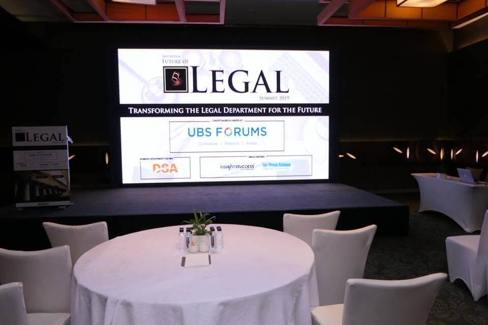 2nd Edition Future Of Legal Summit 2019