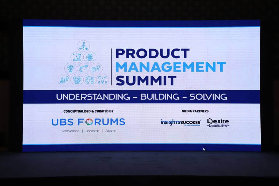 Product Management Summit 2019