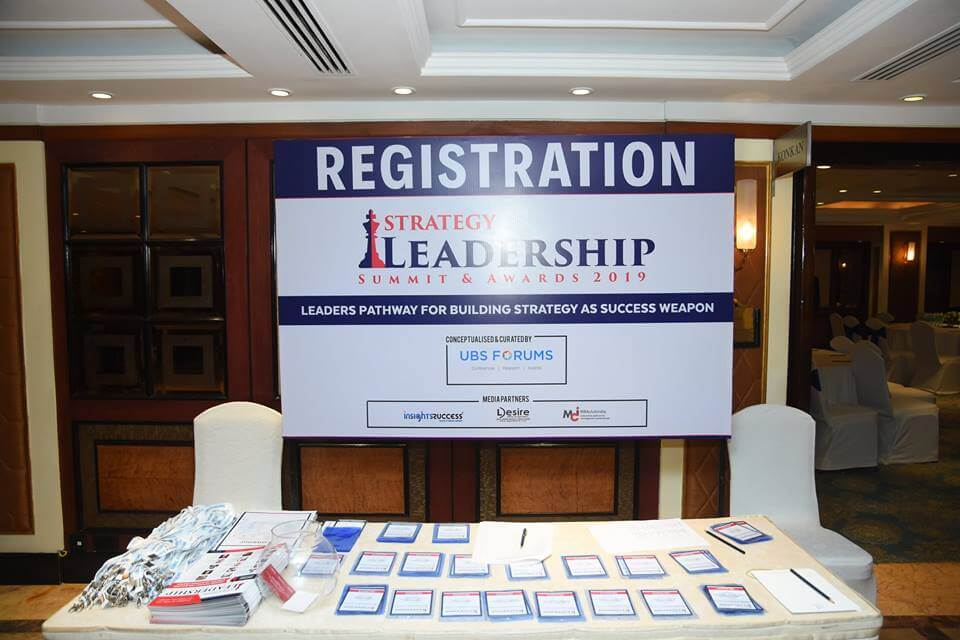Strategy Leadership Summit and Awards 2019