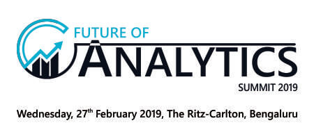 Future of Analytics 2019
