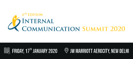 6th Edition Internal Communication Summit and Awards 2020