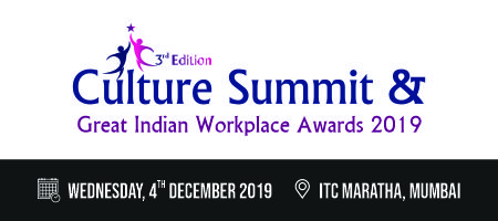 3rd Edition Culter Summit and Great Indian Workplace 2019