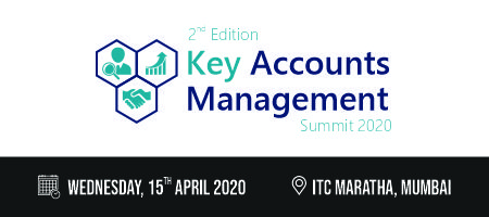 2nd Edition Key Accounts Management Summit an Awards 2020
