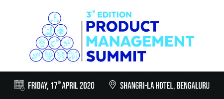 3rd Edition Product Management Summit 2020